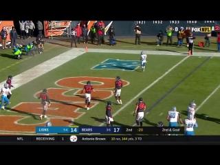 Lions vs. Bears _ NFL Week 11 Game Highlights