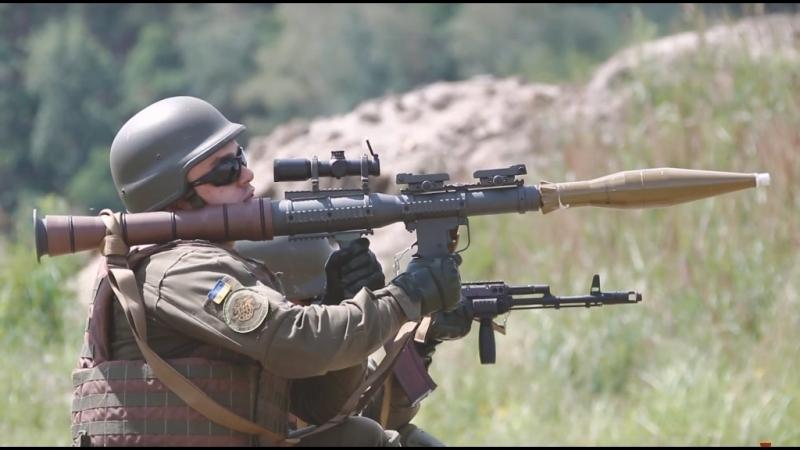Нове озброєння гвардії PSRL-1