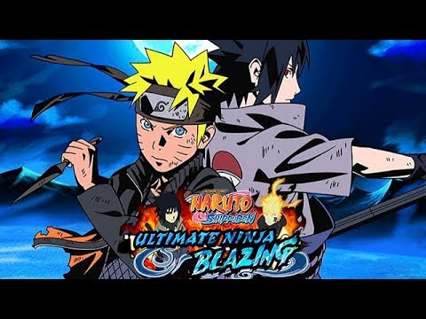 REVAMPED NINJA ROAD!! Six Paths Naruto Sasuke Limit Breaks! Naruto Ultimate Ninja Blazing