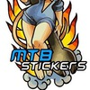 Наклейки на велосипед = MTB Stickers & Decals =