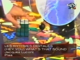 LES RYTHMES DIGITALES (HEY YOU) WHAT'S THAT SOUND 1998