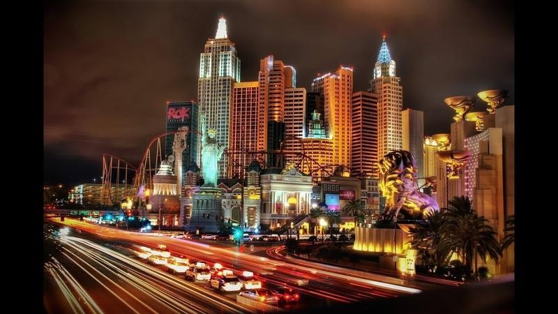 Путешествия в мегаполисы мира. Лас-Вегас. Познавательный фильм.