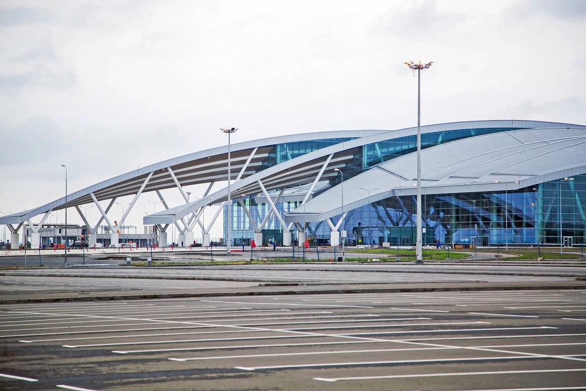 Летайте интернетом «МегаФона»: в аэропорту «Платов» заработала связь