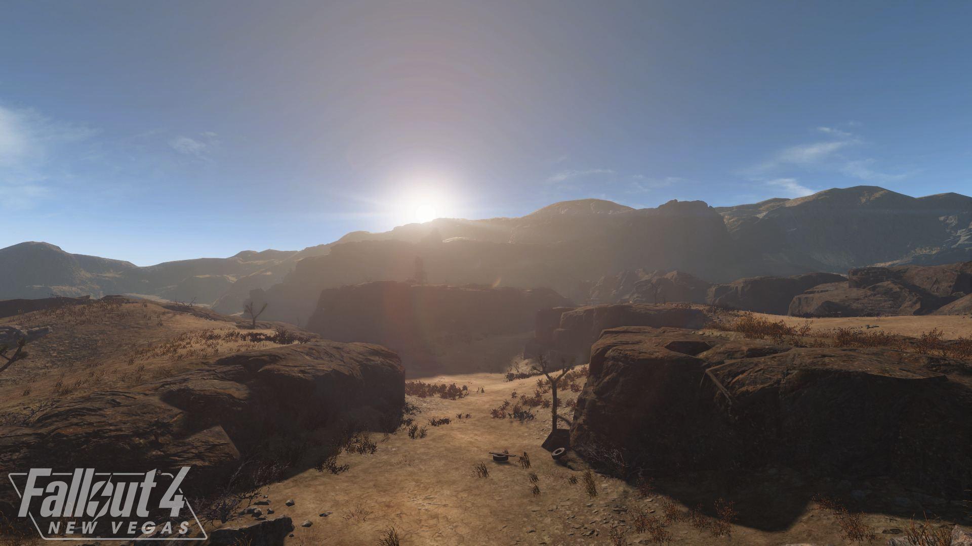 Fallout 4: New Vegas скриншот