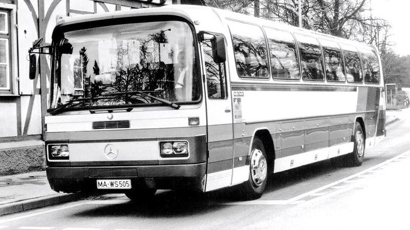 Mercedes Benz O 303 15 1979–92