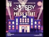 Flyer Gatsby #artShaker