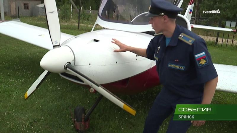 Абитуриенты и курсанты военных и гражданских авиационных училищ проходят практику в Брянске 16 07 18