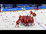Исторический гол на Олимпиаде.