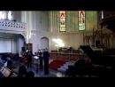Сезанн Два органа и 8 саксофонов