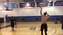 Ben Simmons Showing off His Long Range Skills on NBA Draft 2016 Workout