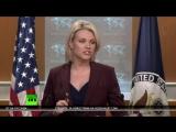 Госдеп возложил на Россию ответственность за конфликт в Сирии