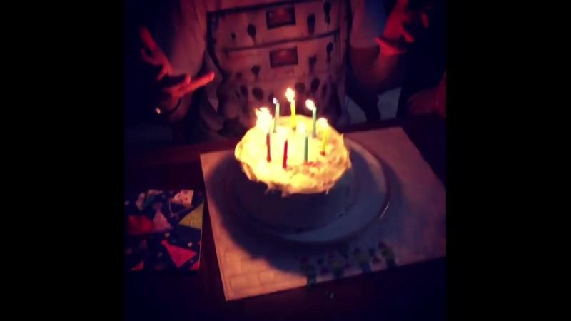 Happy Birthday 💜💜💕💕 Dad
