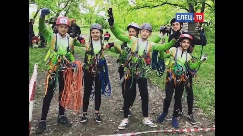 Команда юных туристов-спасателей Детского парка признана лучшей по итогам полево