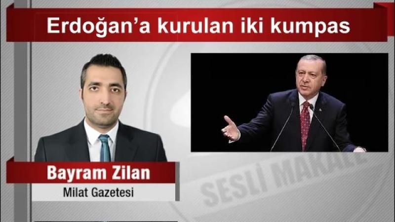 6 Bayram Zilan Erdoğan'a kurulan iki kumpas YouTube