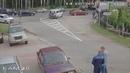 Авария Выборгское шоссе 24км