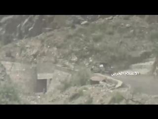 Хуситы наступают в районе Аль-Салу, Таиз.