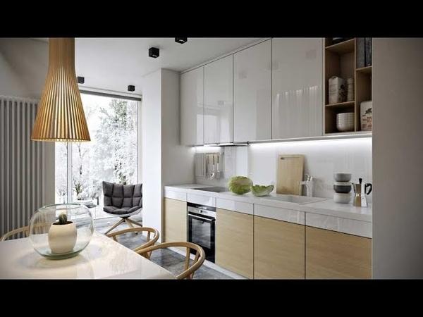 Дизайн кухни в частном доме: современные идеи