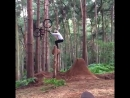 One if the craziest mtb tricks ever