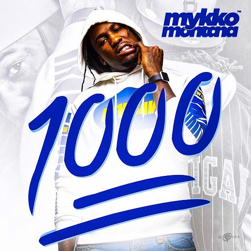Mykko Montana альбом 1000