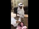 Танцы арабских лилипутов