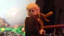 Thranduil and Legolas - Deleted scene (The Hobbit:The Desolation of Smaug) Lego Stop-motions