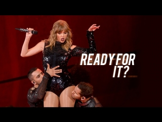 Taylor Swirt - ...Ready For It? (Live Reputation Tour) DVD