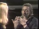 Catherine Deneuve et Serge Gainsbourg Dieu est un fumeur de havanes