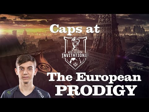 Best of Caps at MSI The European Prodigy
