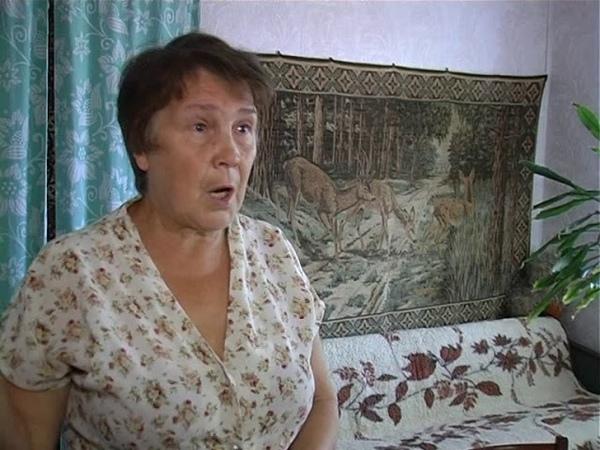 100 летний юбилей жительницы Червонопартизанска