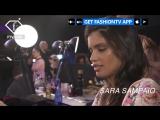 VSFS 2017 Shanghai Backstage ft. Sara Sampaio Part 2 _ FashionTV