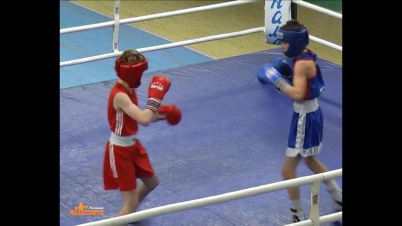 Первенство области по боксу среди юношей 2004-2005 годов рождения