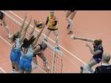Обзор матчей женской Суперлиги. 1-2 финала (ответные матчи)
