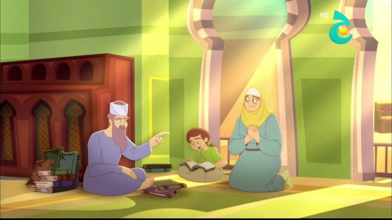 مسلسل علماء المسلمين الحلقة الحادية عشر 11 ا