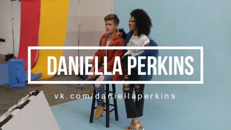 «PopStar!» интервью: Оуэн Джойнер и Даниелла Перкинс о их персонажах в «Knight Squad».