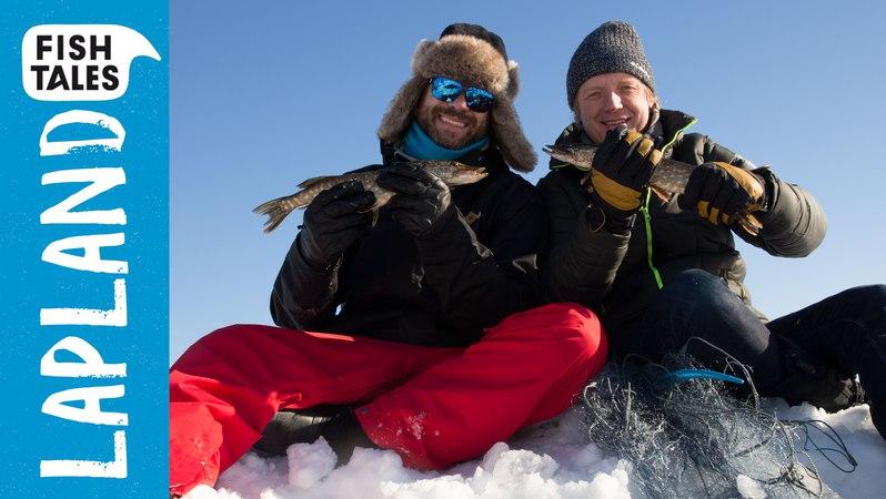 FISH SOUP | Bart van Olphen DJ BBQ in Lapland