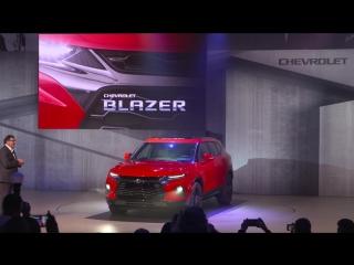 Chevrolet Blazer 2019 (2)