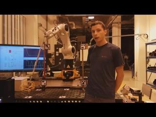 Industrial Robot, Pendulum & Augmented Reality- SimulinkChallenge2017, Part II