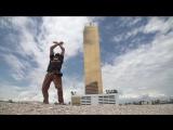Dance Videos GRICHKA KRUMP TOWER in Las Vegas