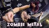 Zombie (metal cover by Leo &amp Stine Moracchioli)
