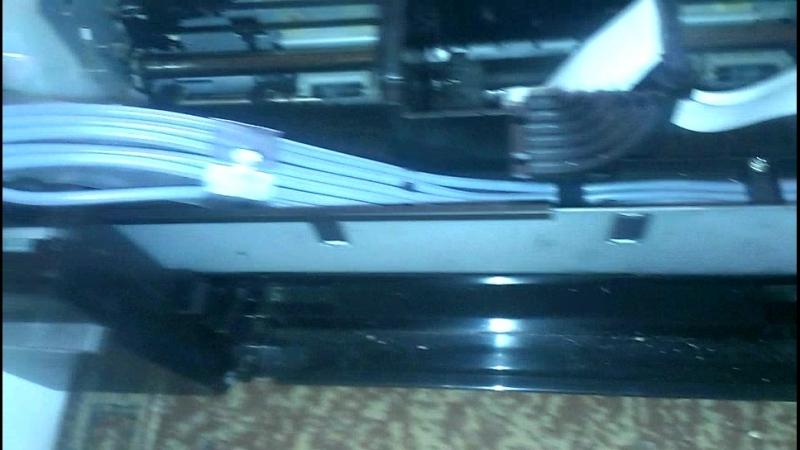 чистка ПГ Epson l800