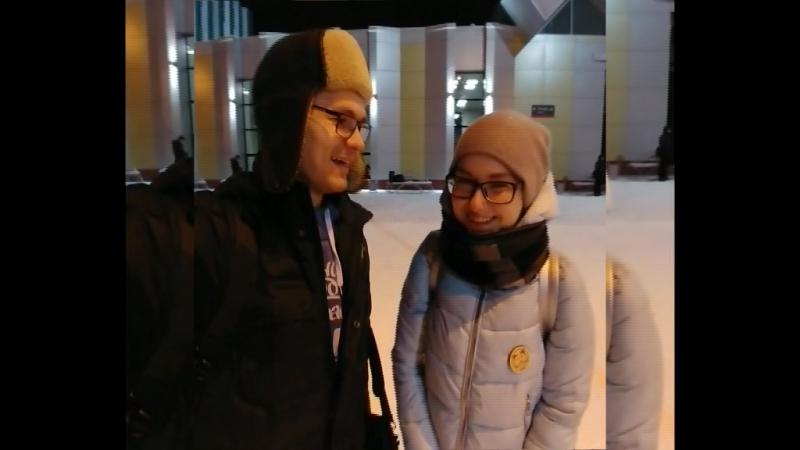 Студенты направления Журналистика приняли участие на фестивале Золотое перышко