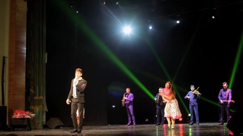 Отрывок с концерта Ришата Тухватуллина г.Салават 2018г