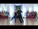Семен Овсянников и Мария Елизарова, US OPEN 2015, Classic