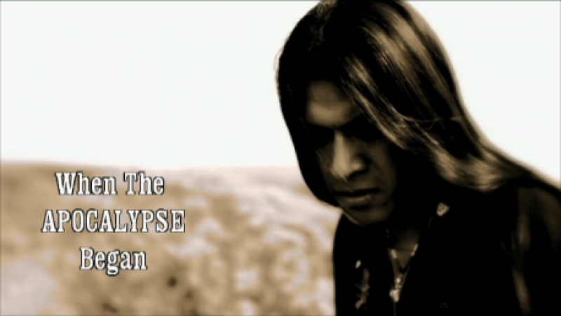 LEO Rojas Warrior of Freedom - When the Apocalypse began