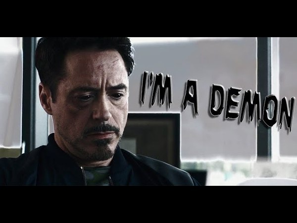 Demon!Tony Stark †Iron Man†