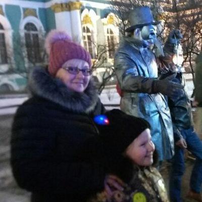 Елена Трунькина-Елизарова