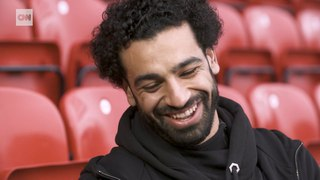 CNN's exclusive interview with MO Salah: Mo Salah Liverpool star faces emotional return to Roma