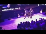LES TWINS SAMSUNG 837 HOLIDAY EVENT FULL PERFORMANCE CLEAR AUDIO
