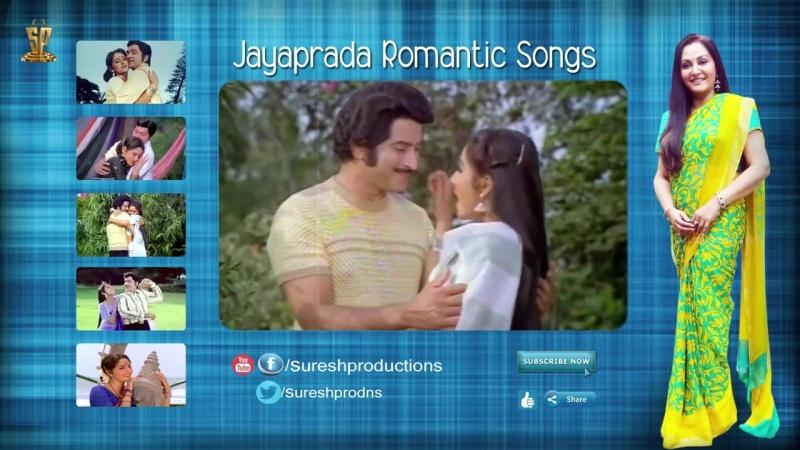 Jaya Prada Romantic Songs Collection _ Watch More More