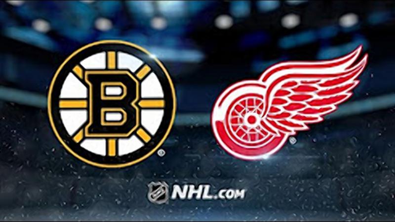 НХЛ - регулярный чемпионат. Детройт Ред Уингз - Бостон Брюинз - 2:3 ОТ (0:0, 1:0, 1:2, 0:1)